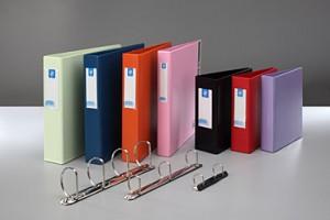 "PVC RING FILE RING SIZE: 1"" (20mm) 1.5"" (25mm) 2"" (35mm) 2.5"" (40mm) 3"" (50mm) 4"" (65mm) RING TYPE : 2D / 3D / 4D RING COLOURS :  *PLEASE SEE THE COLOUR CHART BELOW*"