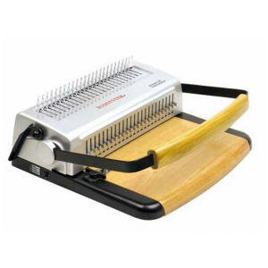LAMINATOR (HEAVY DUTY USE) MODEL NO:AMD C24D(24 HOLES) PRICE:PLEASE ENQUIRE SPECS: PUNCH CAPACITY-20 SHEETS(80gsm paper) BINDING CAPACITY-UP TO 500 SHEETS ERGONOMIC DOUBLE-HANDLE OPERATION. SPECIALLY HARDENED PUNCHES. PRECISION EDGE GUIDE FOR ACCURATE ALIGNMENT. SMART PUNCHING MARGIN TUNING. SEPERATE BNDING CONTROL FOR MORE PRODUCTIVITY. ADJUSTABLE PUSH-PULL PINS.  DIMENSION:A4 (440mm x 310mm x 118mm/11KG) NOTE: PLEASE NOTE THAT IMAGE SHOWN ARE FOR ILLUSTRATION PURPOSE ONLY. ***PRICES ARE SUBJECT TO CHANGE WITHOUT PRIOR NOTICE***