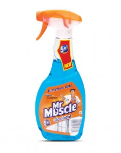 MR MUSCLE GLASS CLEANING SPRAY                                                  PRICE:PLEASE ENQUIRE NOTE: PLEASE NOTE THAT IMAGE SHOWN ARE FOR ILLUSTRATION PURPOSE ONLY. ***PRICES ARE SUBJECT TO CHANGE WITHOUT PRIOR NOTICE***