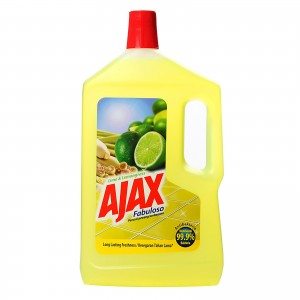 AJAX FABULOSO LIME & LEMONGRASS                                                  PRICE:PLEASE ENQUIRE NOTE: PLEASE NOTE THAT IMAGE SHOWN ARE FOR ILLUSTRATION PURPOSE ONLY. ***PRICES ARE SUBJECT TO CHANGE WITHOUT PRIOR NOTICE***