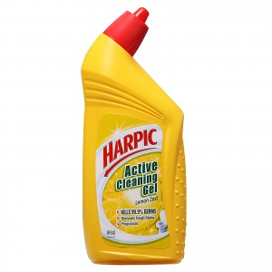 HARPIC POWER CLEANING GEL LEMON ZEST                                                  PRICE:PLEASE ENQUIRE NOTE: PLEASE NOTE THAT IMAGE SHOWN ARE FOR ILLUSTRATION PURPOSE ONLY. ***PRICES ARE SUBJECT TO CHANGE WITHOUT PRIOR NOTICE***