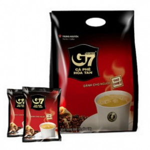 G7 COFFEE VIETNAM COFFEE                                                  PRICE:PLEASE ENQUIRE NOTE: PLEASE NOTE THAT IMAGE SHOWN ARE FOR ILLUSTRATION PURPOSE ONLY. ***PRICES ARE SUBJECT TO CHANGE WITHOUT PRIOR NOTICE***